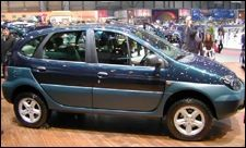 Renault Mégane Scénic RX4