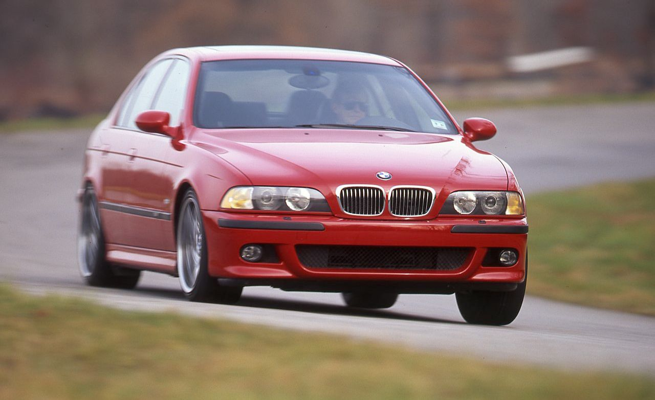 1987 BMW M5 Road Test | Review | Car and Driver