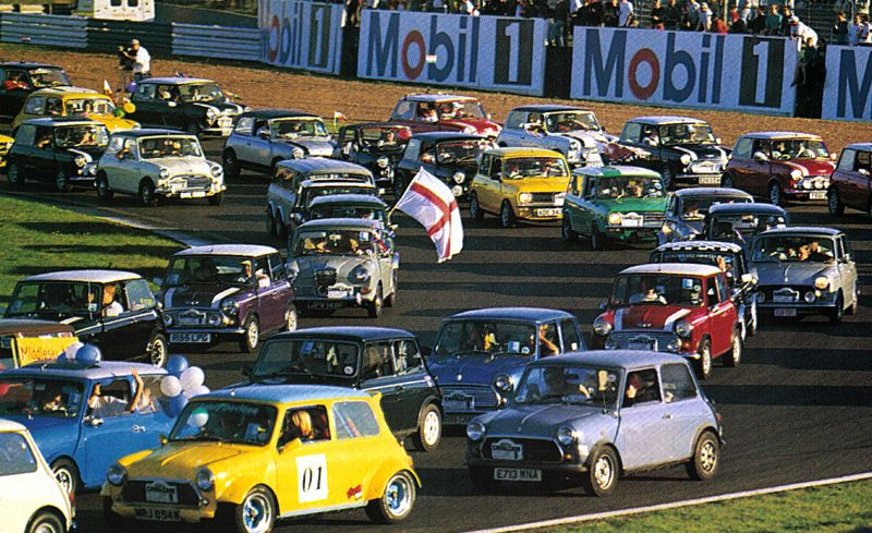 The Mighty Mini Turns 40