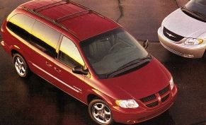 2001 Dodge Caravan,  Chrysler Voyager, and Chrysler Town and Country