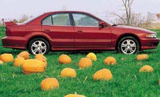 1999 Mitsubishi Galant GTZ