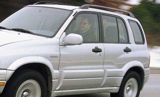 1999 Suzuki Grand Vitara JLX+