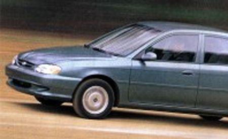 Kia Sephia LS
