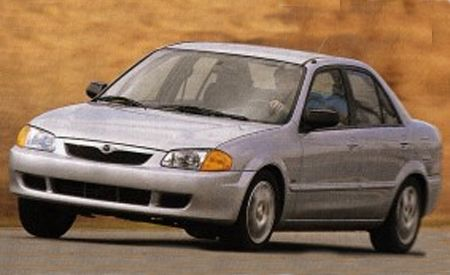 Mazda Protegé ES