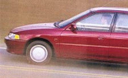 Mitsubishi Mirage DE