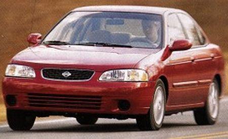 Nissan Sentra GXE