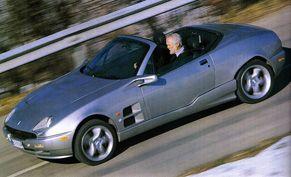 2001 De Tomaso Mangusta