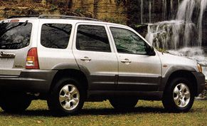 2001 mazda tribute first drive review reviews car and driver 2001 mazda tribute sciox Image collections