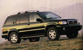 2001 Nissan Pathfinder LE 4X4