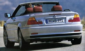 BMW 323Ci Convertible