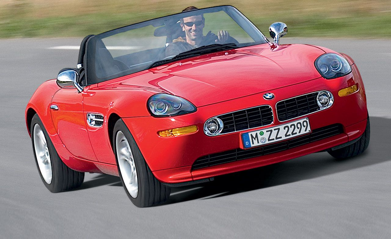 Bmw Z8 Short Take Road Test Review Car And Driver