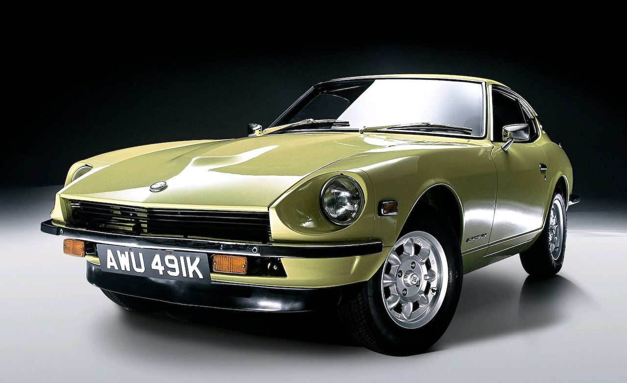 Datsun 240z Road Test Reviews Car And Driver