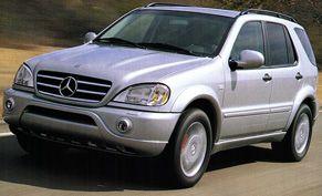 Mercedes-Benz ML55 AMG / Lorinson K43 / RENNTech ML60RS / Stillen GTM 430 S/C