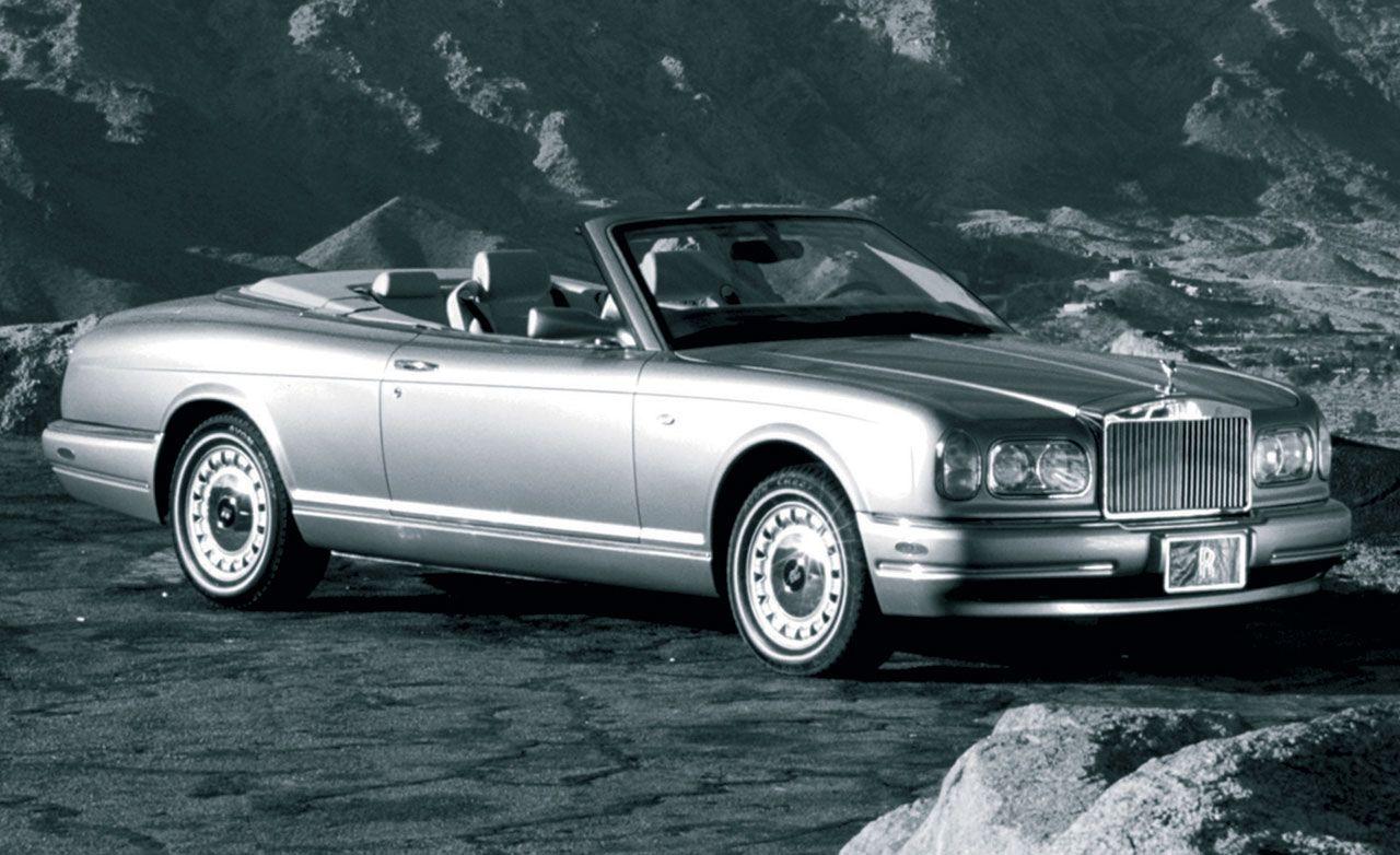 Mazda Connect Apps >> Rolls-Royce Corniche