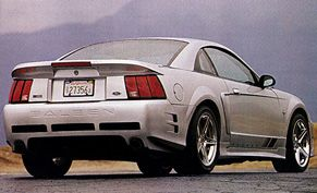 Saleen S281 Supercharged