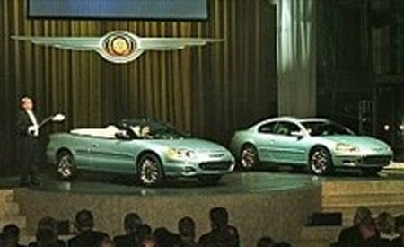 2001 Chrysler Coupe and Convertible