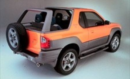 Isuzu Amigo VX Concept Car