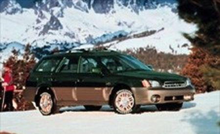 Subaru Outback H6-3.0 L.L. Bean Edition