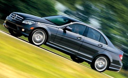 Upfront: Mercedes C-class May Redefine ´Entry Level´