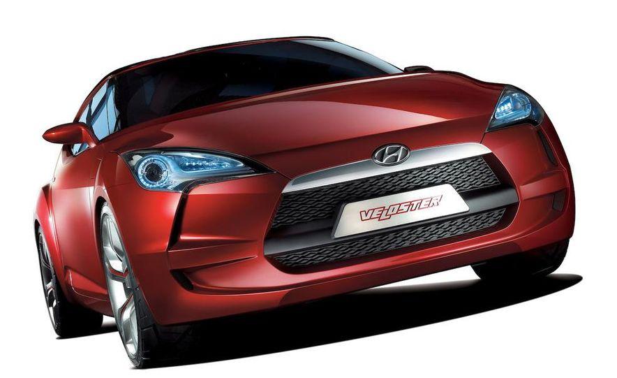 Hyundai Veloster concept - Slide 2