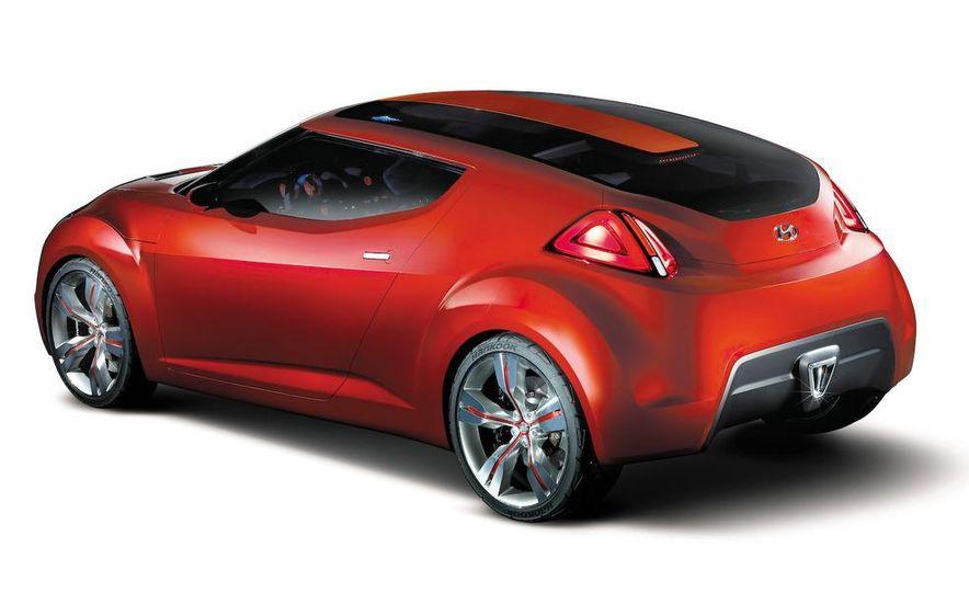 Hyundai Veloster concept - Slide 3