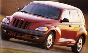 2001 Chrysler PT Cruiser on chrysler 300m, chrysler concorde, chrysler lebaron, chrysler convertible, chrysler pacifica, chrysler crossfire, chrysler town and country, custom cruiser, chrysler retro, chrysler cars, chrysler bravada, chrysler patriot, chrysler lhs, chrysler hhr, chrysler voyager, chrysler sebring, chrysler cirrus, chrysler neon,