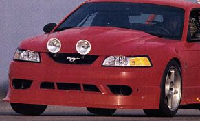 Ford SVT Mustang Cobra R