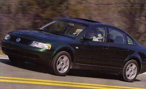 Volkswagen Passat GLX 4Motion