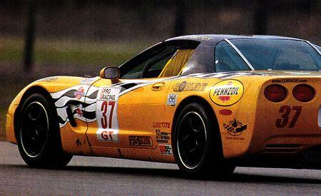 DJ Race Enterprises Chevrolet Corvette C5-R