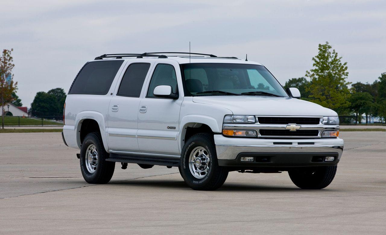 Chevrolet Suburban LT K2500