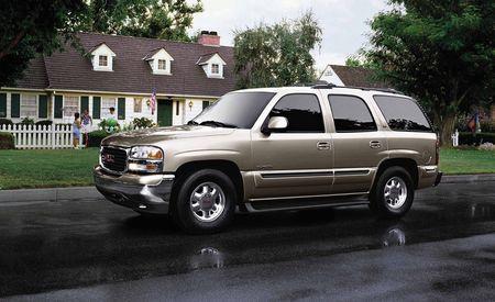 GMC Yukon SLT K1500