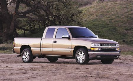 1999 Chevrolet Silverado LT K1500