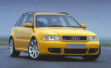 2000 Audi RS4 Avant Quattro