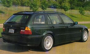 2000 BMW 323i Wagon