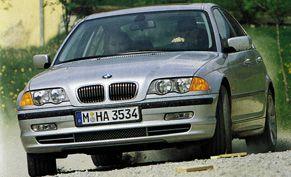 2000 BMW 330Ci and 330xi