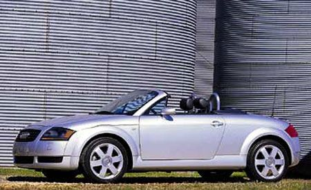 2001 Audi TT Roadster