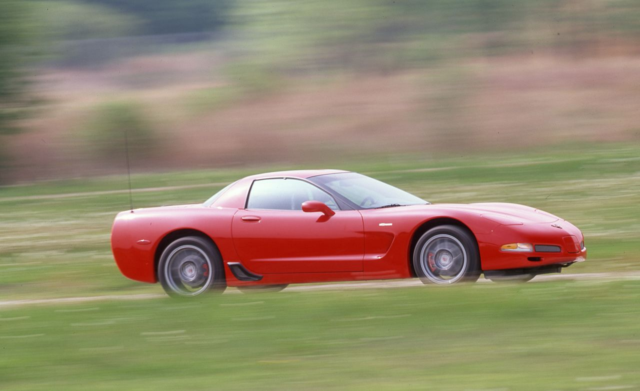 2001 Chevrolet Corvette Z06 – Review – Car and Driver