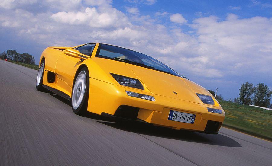 2001 Lamborghini Diablo Vt 6 0 Road Test Review Car And Driver