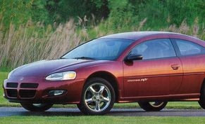 Dodge Stratus and Chrysler Sebring