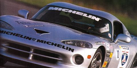 2000 Michelin One Lap of America  Heroes and Horsepower   8211 ... b219678ef5b2