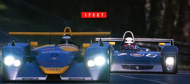 At Le Mans, Money Talks