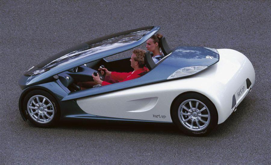 Peugeot Kartup Roadster