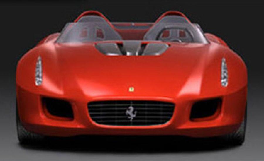 Pininfarina Rossa