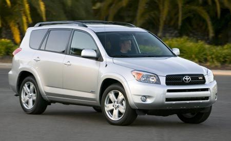 Toyota Highlander and New RAV4 Round Out a Five-Ute Lineup