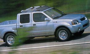 Nissan Frontier SC Crew Cab