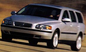 2001 Volvo V70 T5