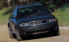 Audi Allroad 2.7T Quattro