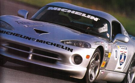 2000 Michelin One Lap of America: Heroes and Horsepower