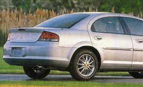 Dodge Stratus and Chrysler Sebring