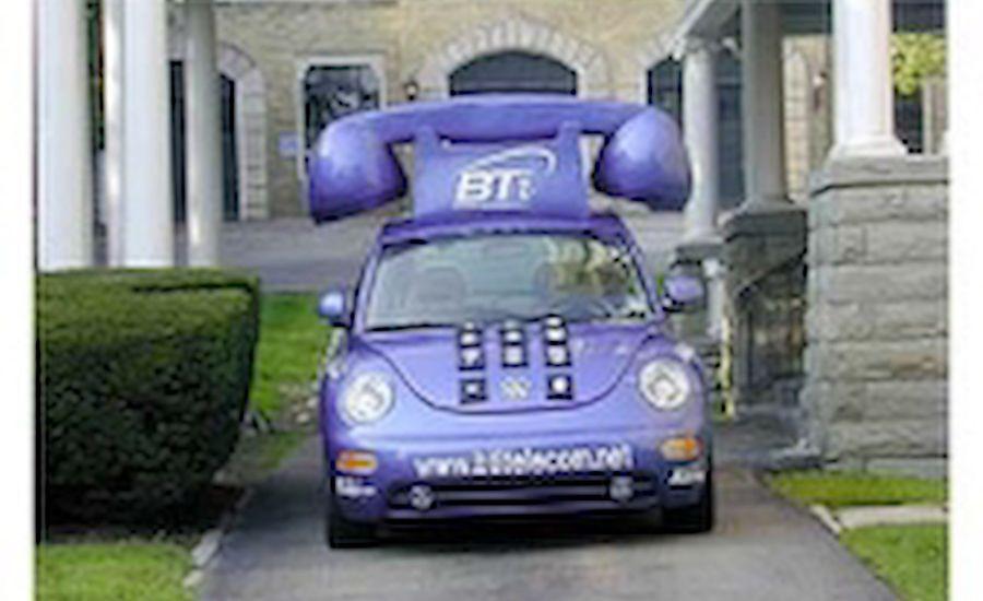 BTI Telecom Phone Car
